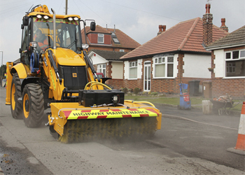 JCB patches things up - Scottish Plant