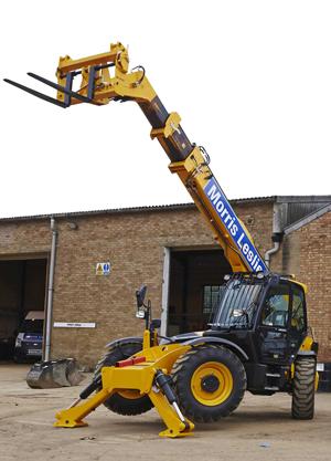 2014 New JCB Excavators & Telehandlers