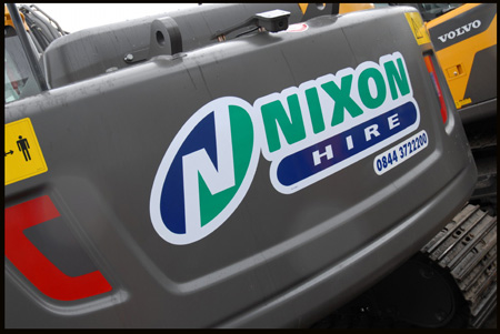 Nixon hire goes large in glasgow