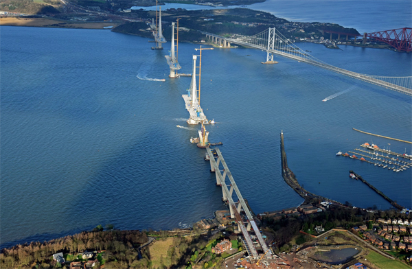 queensferry crossing grab