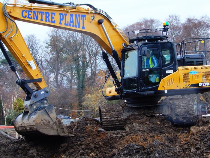 Tdl In Europe S Biggest Sany Excavator Deal Scottish Plant